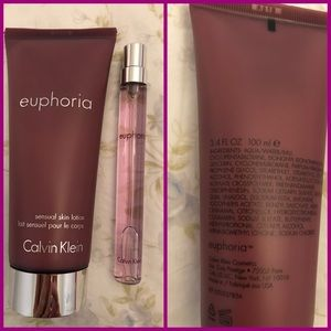 Euphoria for women bundle